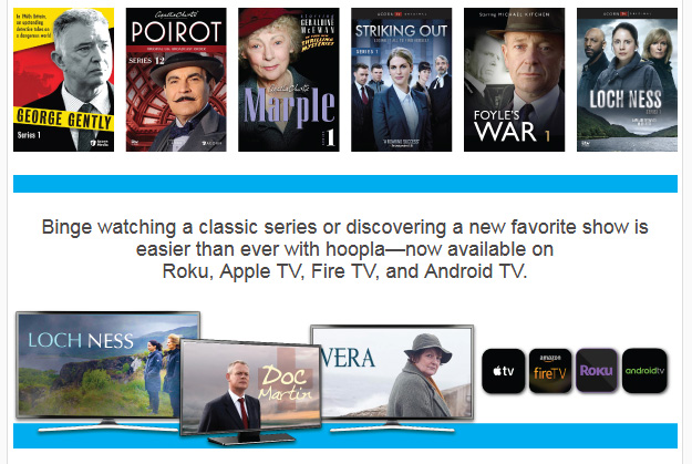Acorn TV on Hoopla