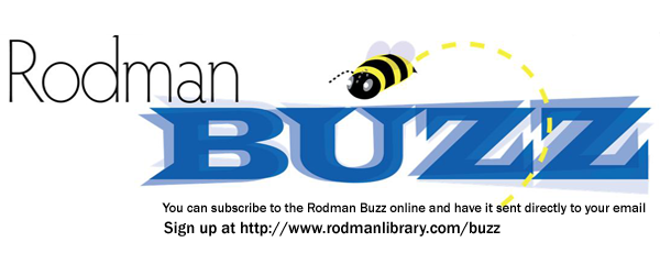 Masthead for The Buzz