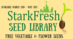StarkFresh Seed Library - Free vegetable & flower seeds
